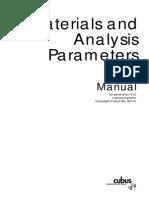 FAGUS6__Materials and Analysis Parameters