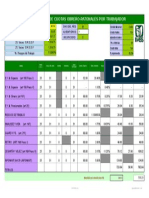 Calcula Cuotas IMSS en Excel