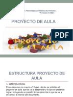 Protocolo de Proyecto de Aula