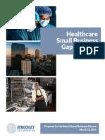 NOLA Business Alliance healthcare small business