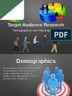 Media Demographics