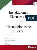 Informe Instalaciones Electricas II 2014 FINAL2