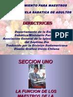 seminario de pedagogia