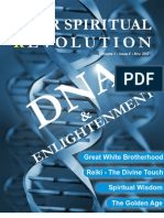 DNA & Enlightenment - Your Spiritual Revolution eMag - Nov. 2007 Issue