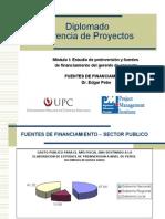 Sesion 5 - Fuentes de Financiamiento