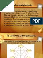 Aula 1 - Introdução Às Teorias Da Administração