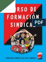 CGT Curso de Formacion Sindical