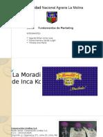 Caso Moradita de Inca Kola