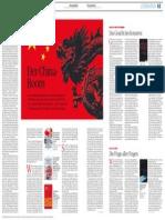 """Rezension """"Handelsblatt"""" des Buches """"Die pazifische Epoche"""""""