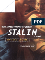 The Autobiography of Joseph Stalin, a Novel