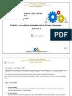 Aplicación Del Proceso de Minería de Datos (Datamining)