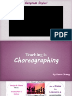 phil of teaching presentation- essa chang