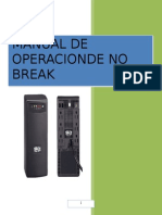 Manual-De-oym-De Operacion de No Break