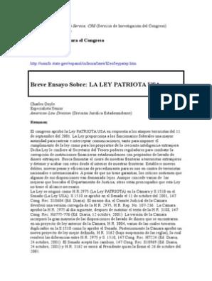 Resumen y sinópsis de El patriota y otros ensayos de Samuel Johnson