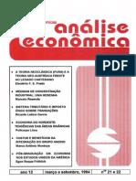 analise economica
