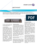 Alcatel-Lucent 9926 Digital 2U ENode B Product Datasheet