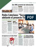 15-04-2015 - Publimetro - Cateriano- Sacaremos Adelante Tia MAria