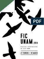 FIC14 Catalogo 2014