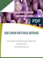 Fiorela Bustamante - UEBT2011