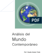 Manual Análisis del Mundo Contemporáneo