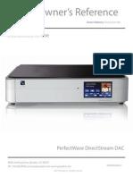 PSAudio DirectStream-DAC