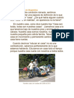 Educar en Casa en Argentina