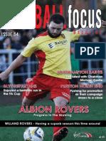 Football Focus Issue 54