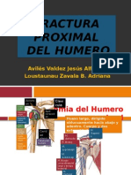 Fracturas de Humero Proximal.pptx