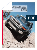 Toyota Fj Cruiser User Guide