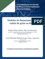 Modelos de Financiamento Da Cadeia de Graos No Brasil