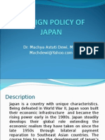 FOREIGN POLICY OF JAPAN.ppt