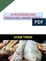 KWU - Etika bisnis