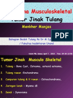 4. Tumor Jinak Tulang