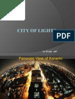 City of Lights. Pictures Album of Karachi City Pakistan