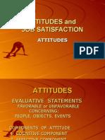 1 ATTITUDES and J-Satisfaction