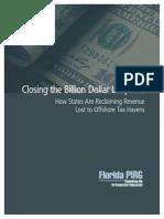 Closing the Billion Dollar Loophole