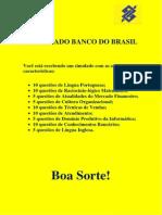 1º Simulado Banco Do Brasil 2015 - Simulando Concurso