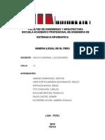 Monografia Mineria Informal