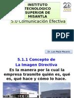 5.0 Comunicación Efectiva,Mayo,07,2014