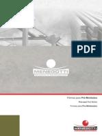 Catalogo de Formas Pré Menegotti