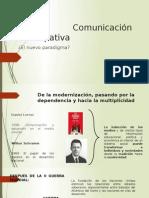 Comunicación Para El Desarrollo