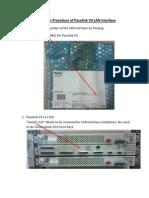 Instalaçao NEC Pasolink radio licenciados