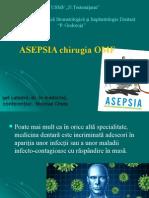 1.4 Asepsia