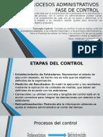 Procesos Administrativos Fase Control Unicatolica