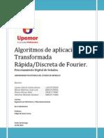 TransformadaRapida-DiscretaFourier