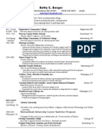 resume 2015 bsb