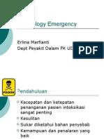 Toxycology Emergency 2