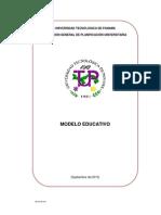 UTP Modelo Educativo Septiembre 2013-2