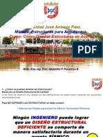 Curso de Diseño en Acero Clase No 4. Diseño de Plantas en Estructuras en Acero