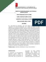RECONOCIMIENTO DE MICROORGANISMOS CON POTENCIAL BIOFERTILIZANTE